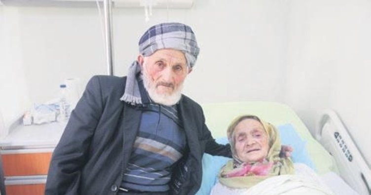 107 yaşındaki Yusuf Memişoğlu'nun uzun yaşama sırrı