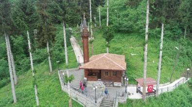 152 Yıllık Cami Küllerinden Yeniden Doğdu