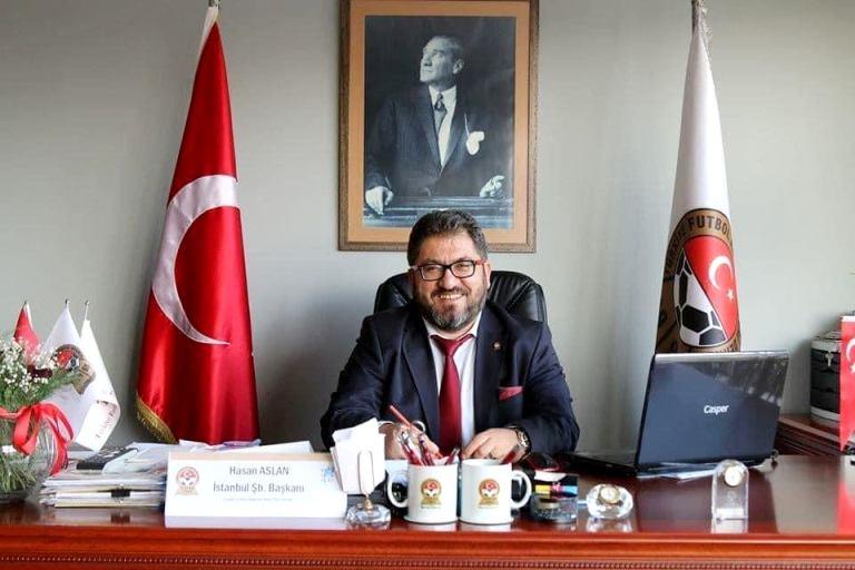 TÜFAD İstanbul'un Antrenörlere yardımı örnek olmalıdır