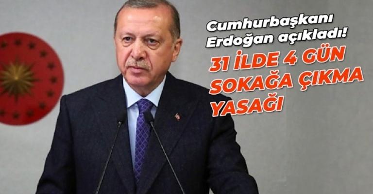 Trabzon ve Araklı'da sokağa çıkma yasağı 4 gün oldu