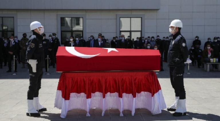 Trabzon Sürmenli Emniyet Müdürü Hayatını Kaybetti