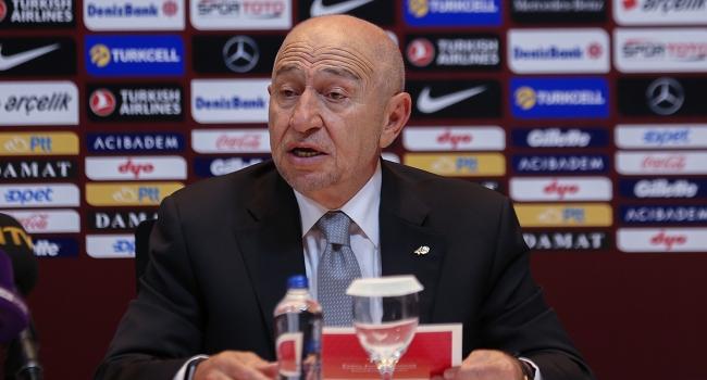 Nihat Özdemir'den Süper Lig açıklaması