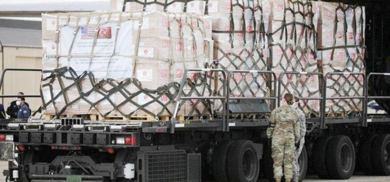 ABD Türkiye'nin yardımını konuşuyor