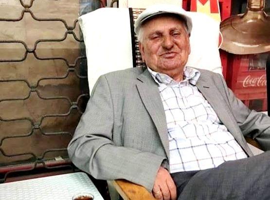 Çebi Derneği Başkan Yardımcısının Babası Sefer Çebi hayatını kaybetti
