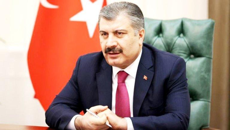 Sağlık Bakanı Fahrettin Koca müjdeyi verdi