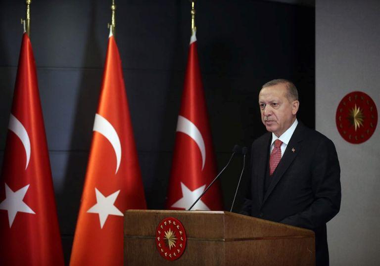 Cumhurbaşkanı Recep Tayyip Erdoğan normalleşme sürecini açıklandı.
