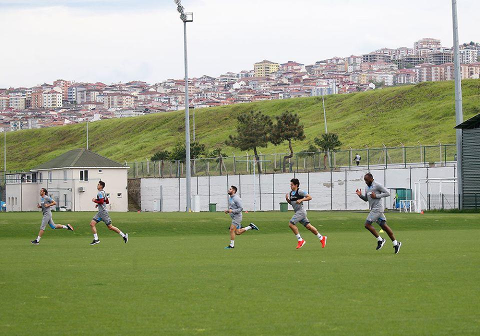 Trabzonsporumuz Şampiyonluk İçin Başladı