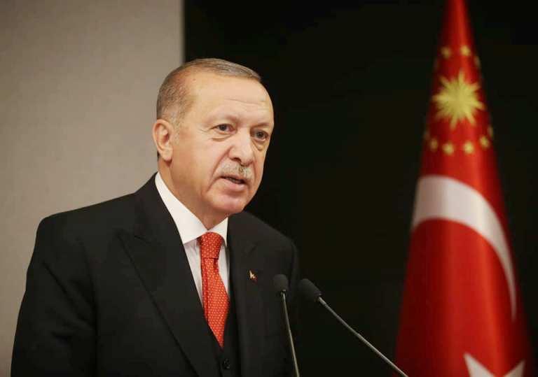 """Cumhurbaşkanı Erdoğan: """"Yeni dönemde büyük ve güçlü Türkiye'nin inşasını hızla tamamlayacağız"""""""