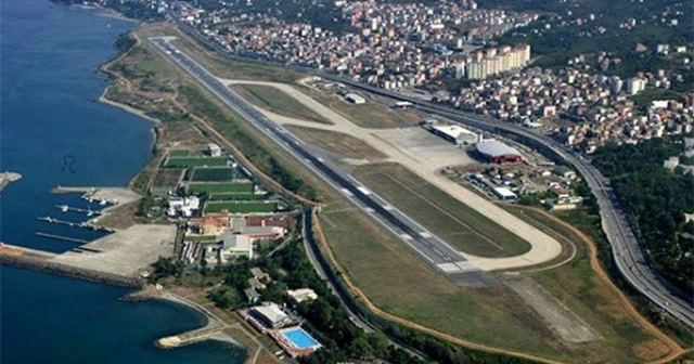 Trabzon'a uçuşlar başlıyor