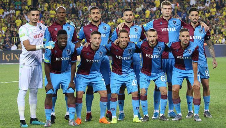Trabzonspor'un 27-31. Hafta Maç Programı Açıklandı..!