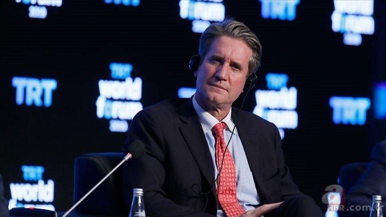 ABD eski Dışişleri Bakan Yardımcısı Matthew Bryza: Libya'da söz sahibi Türkiye'dir.