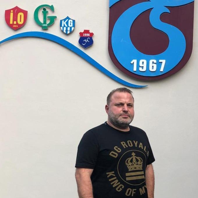 Trabzonspor'dan Karahasanoğlu'na teşekkür