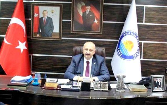 Başkan Çebi, Babalar Günü mesajı yayınladı...