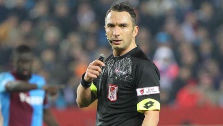 Trabzonspor Ankaragücü maçının hakemi belli oldu
