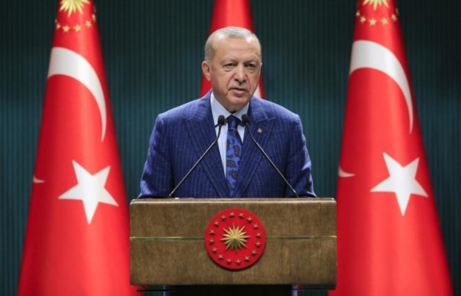 Cumhurbaşkanı Erdoğan açıkladı: Kısa çalışma ödeneği 1 ay uzatıldı
