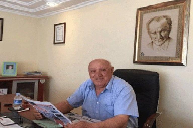 Eski Büyükçekmece Belediye Başkanı Ali Çebi hayatını kaybetti