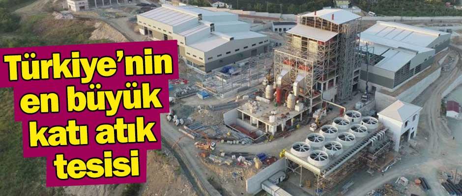 Taşönü Çöp Tesisi Türkiye'nin En Büyüğü!