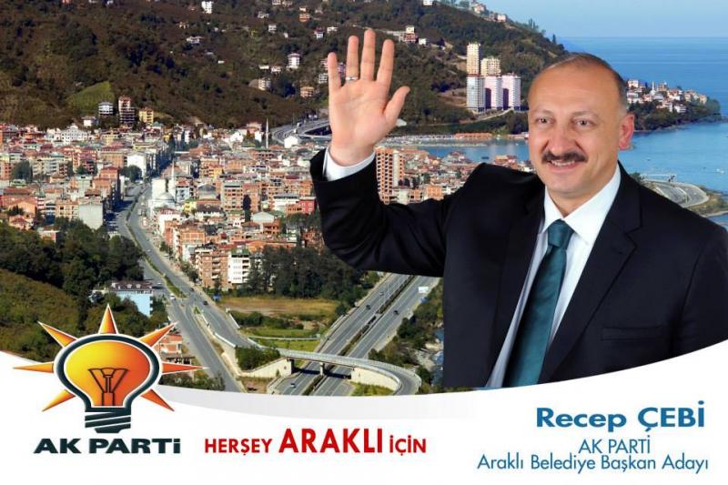 Ak Parti Trabzon Milletvekilleri Recep Çebi'yi Yeniden Aday mı Görmek İstiyor?