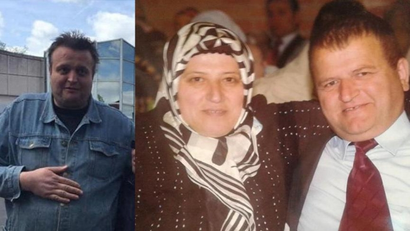 Anne Trabzon'da Oğlu Fransa'da Yaşamını Yitirdi
