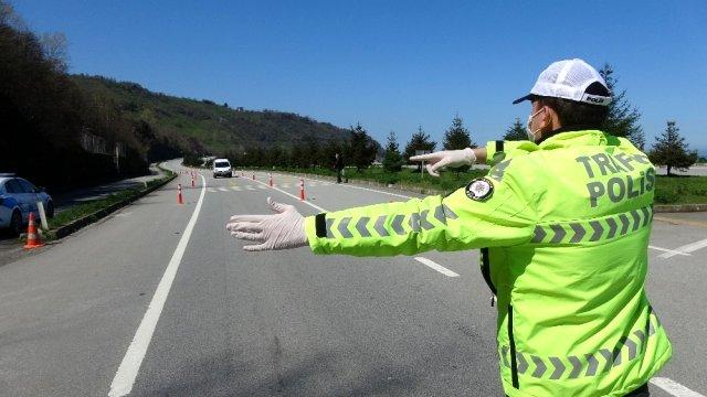 Araç Giriş-Çıkışının Yasak Olduğu Trabzon'a Hangi Araçlar Girebilir?