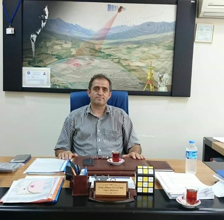 ARAKLI TAPU MÜDÜRÜ CORONAVİRÜS (COVİD-19)'U YENDİ