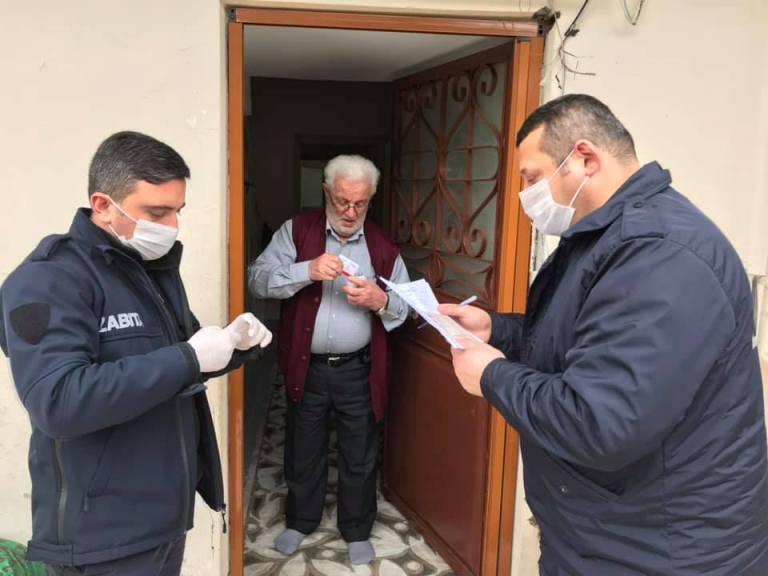 Araklı'da 65 yaş üstü emeklinin maaşı kapısına geliyor