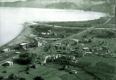 Araklı'da İlk Türk Yerleşimleri
