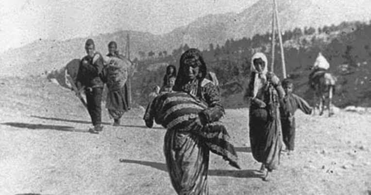 Araklı'da Rus-Ermeni Mezalimi