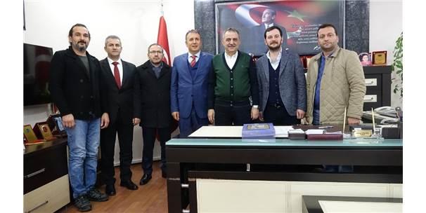 Arsin Osb'den İstihdam İçin İşbirliği Ziyaretleri