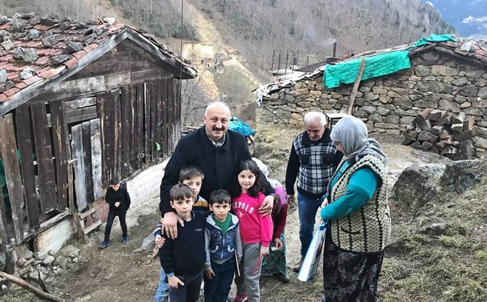 Başkan Çebi'ye İlgi Büyük