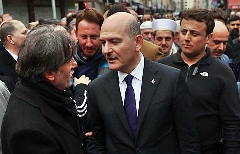 Belçikalı Başkan, Bakan Soylu İle Karşılaştı