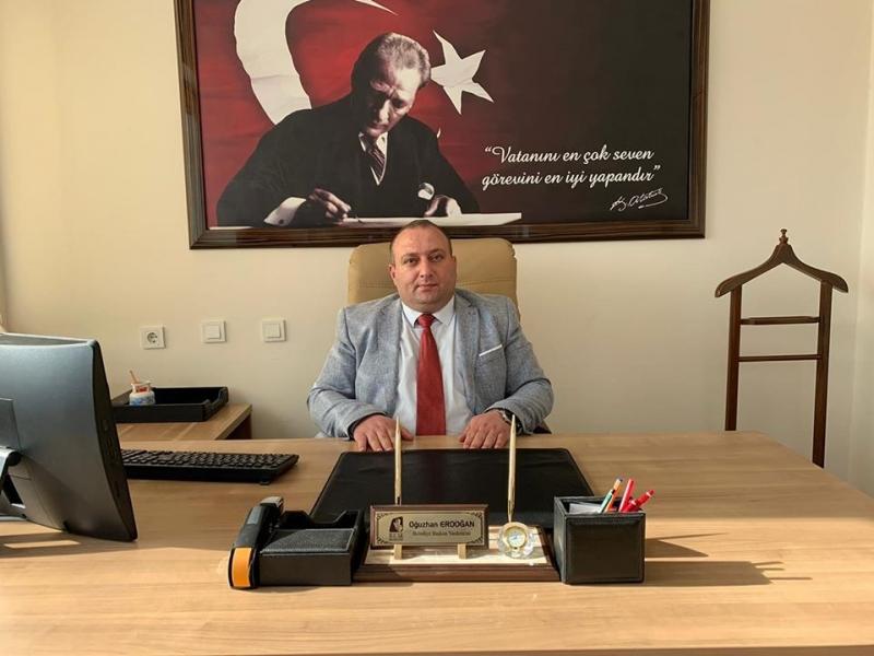 Bucak Belediye Başkan Yardımcılığına Araklılı Atandı