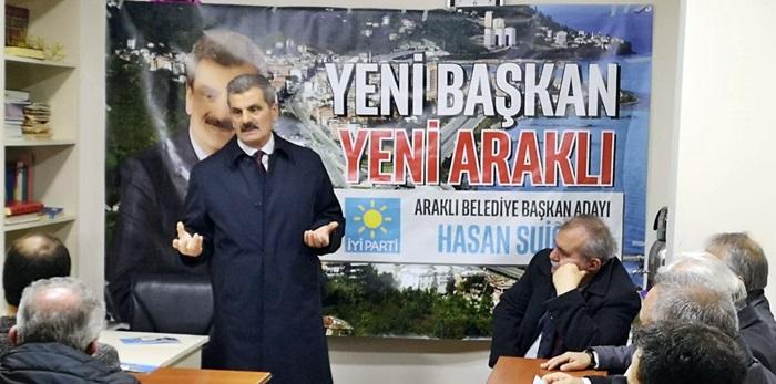 Hasan Hoca: Dersimiz Araklı
