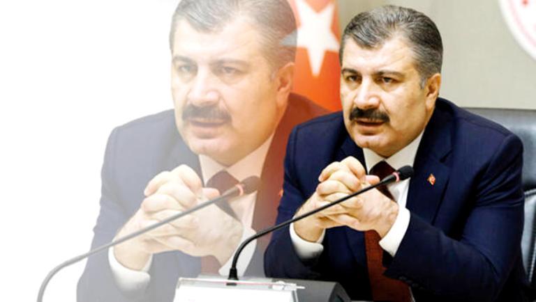 Sağlık Bakanı Koca son korona virüs rakamlarını açıkladı