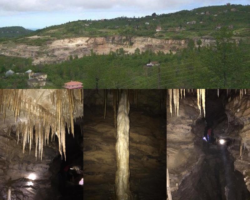 Sarkıt Ve Dikit Mağaralarına Çöp Teisisi!