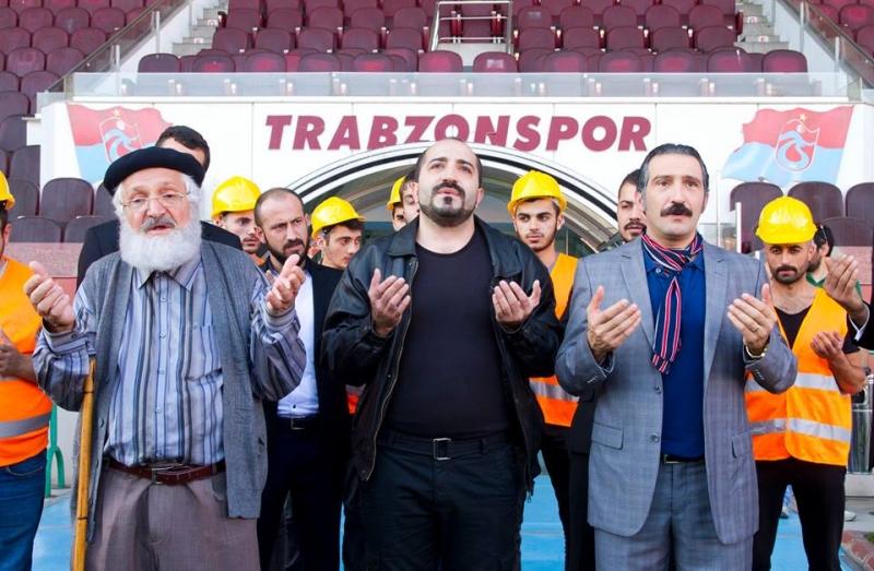 Trabzon filmi 3 günde rekora koştu