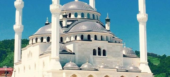 Araklı Müftülüğü Camilerin İbadet Alanlarını Açıkladı