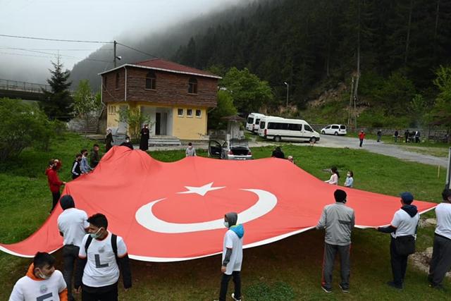 19 Mayısı Pazarcık'ta kutladılar