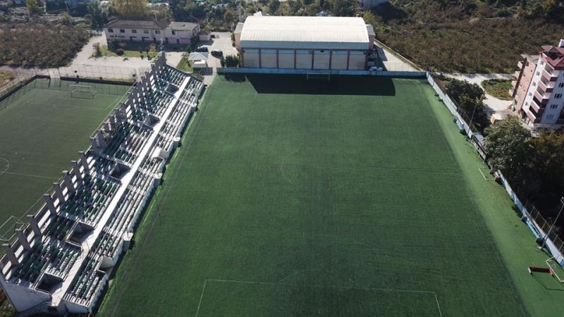 Araklı İlçe Stadyumunun yerine yenisi yapılacak