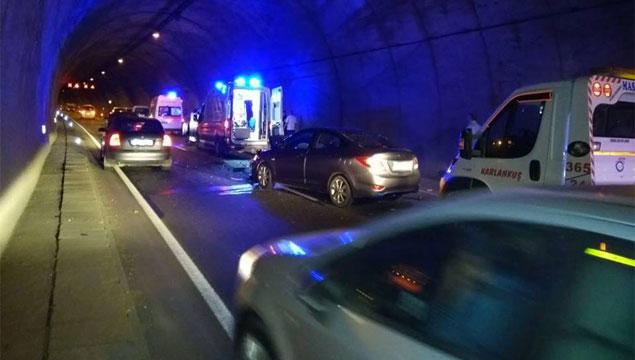 Araklı'da feci kaza!