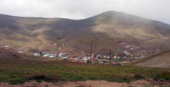 Balahor Yaylasında Evlerin Kapıları Kırıldı