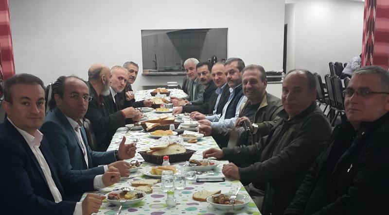 İstanbul Araklılılar Derneği Forma Dağıtımına Başlıyor