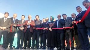 Küçük Sanayi Sitesini Erdoğan Telekonferansla Açtı